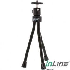 Vendita Inline Mini Cavalletto In Metallo E Abs Altezza Massima 19Cm Piedi Flessibili prezzi Cavalletti su Hardware Planet Co...