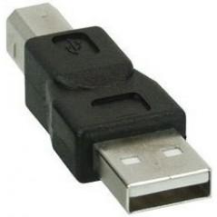 vendita Inline Cavo Patch Per Rete Dati Lan Cat.5e 2X Rj45 Schermatura Futp Nero 0.5M 71550S Cavi Di Rete Lan - Rj45