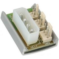 Attrezzi Laboratorio Inline Fascette Velcro Per Chiusure A Strappo 12X330Mm Vari Colori 10Pz 59943H Inline