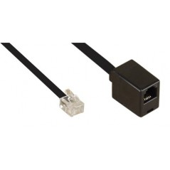 Cavi Audio InLine Cavo audio Slim da spina Jack 3.5mm a spina Jack 3.5mm Stereo dorato nero 10m 99210 Inline