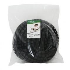 Vendita InLine Spirale protezione cavi diametro 20mm. flessibile. nera 10m prezzi Attrezzi Laboratorio su Hardware Planet Com...