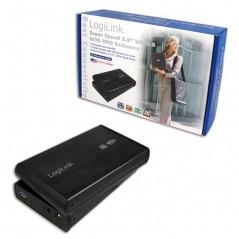 Vendita Box hard disk 3.5 LogiLink USB 3.0/SATA nero- UA0107 prezzi Box Hdd-Ssd su Hardware Planet Computer Shop Online