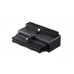 Vendita Connettore Maschio/Femmina ATX 24 Pin 90 Adapter Standard GL (without cap) prezzi Cavi Mainboard su Hardware Planet C...