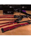 Sdoppiatori InLine Cavo SATA alimentazione da 15pin Power SATA maschio (Alim.) a 15pin Power SATA femmina (HDD) + 2x 4pin fem...