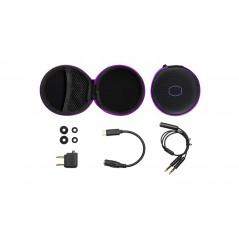 Multipresa elettrica per applicazioni industriali esterne, 5x presa Schuko, coperchi IP44, colore Rosso sicurezza, Int. On/Off,