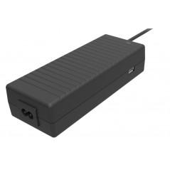 Vendita Alimentatore Notebook Universale per Notebook 120W con 12 connettori porta USB prezzi Alimentatori Per Notebook su Ha...