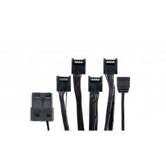 Vendita Adattatore Addressable (3pin) per ventole e strisce LED ARYA (fino a 4 ventole/strisce) prezzi LED Strip su Hardware ...