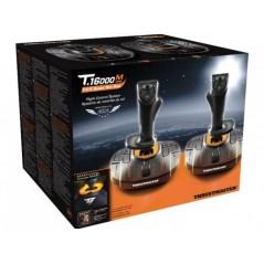Vendita Thrustmaster T.16000M FCS SPACE SIM DUO Joystick PC Analogico/Digitale USB Nero. Arancione prezzi Joystick su Hardwar...