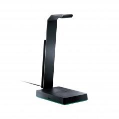 Vendita Cooler Master GS750 STAND CUFFIE QI WIRELESS 2xUSB 3.1 SCHEDA AUDIO 7.1 RGB prezzi Porta Cuffie su Hardware Planet Co...