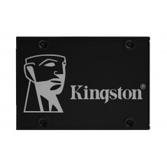 "Vendita Kingston KC600 SSD 512GB SataIII 2.5\\"" 550/520 MB/s 3D TLC prezzi Hard Disk Ssd su Hardware Planet Computer Shop Online"