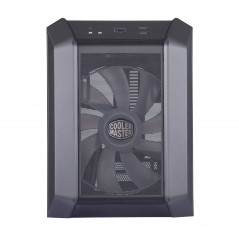 Vendita Case MasterCase H100 ARGB controller Mini ITX Fine mesh ventilation 200mm ARGB fan prezzi Case Cabinet Cubo su Hardwa...