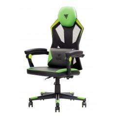 Vendita itek Gaming Chair 4CREATORS CF50 Nero Verde prezzi Sedie Gaming su Hardware Planet Computer Shop Online
