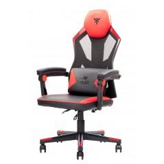 Vendita itek Gaming Chair 4CREATORS CF50 Nero Rosso prezzi Sedie Gaming su Hardware Planet Computer Shop Online