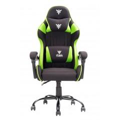 Vendita itek Gaming Chair RHOMBUS FF10 Nero Verde prezzi Sedie Gaming su Hardware Planet Computer Shop Online