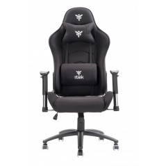 Vendita itek Gaming Chair PLAYCOM FM20 Nero Nero prezzi Sedie Gaming su Hardware Planet Computer Shop Online