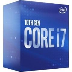 Vendita Intel Cpu Core i7 10700 2.90Ghz 16M Comet Lake Box prezzi Cpu Socket 1200 Intel su Hardware Planet Computer Shop Online
