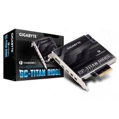 Vendita Gigabyte Network Card GC-TITAN RIDGE 2.0 prezzi Controller Pci-E su Hardware Planet Computer Shop Online