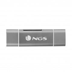 Vendita NGS ALLYREADER lettore di schede USB/Micro-USB Grigio, Bianco prezzi Card Reader su Hardware Planet Computer Shop Online