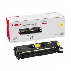 Vendita Canon 701 cartuccia toner 1 pezzo(i) Originale Giallo prezzi Toner su Hardware Planet Computer Shop Online