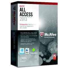 Vendita McAfee All Access 2013 Individual - Package completo ( 1 anno ) - 1 ut ITA Licenza base 1 licenza/e 1 anno/i prezzi A...