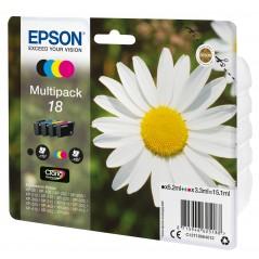 Vendita Epson Daisy Multipack Margherita 4 colori Inchiostri Claria Home 18 prezzi Inkjet su Hardware Planet Computer Shop On...