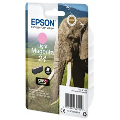 Vendita Epson Elephant Cartuccia Magenta chiaro prezzi Inkjet su Hardware Planet Computer Shop Online