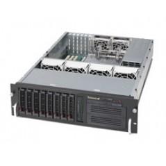 Vendita Supermicro SuperChassis 833T-653B Supporto Nero 650 W prezzi Rack Hdd-Ssd su Hardware Planet Computer Shop Online