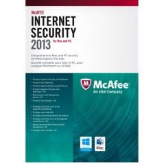 Vendita McAfee Internet Security 2013, WIN, MAC, 1u 1 licenza/e prezzi Antivirus - Sicurezza Web su Hardware Planet Computer ...