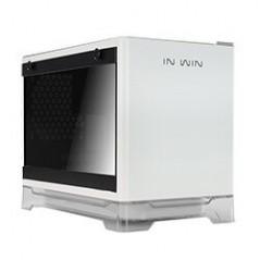 Vendita In Win IW-A1-WHI-P computer case Mini Tower Bianco 600 W prezzi Case Cabinet Cubo su Hardware Planet Computer Shop On...