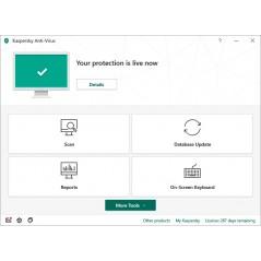 Vendita Kaspersky Lab Anti-Virus 2020 Licenza base 1 anno/i prezzi Antivirus - Sicurezza Web su Hardware Planet Computer Shop...