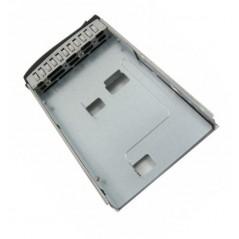 Vendita Supermicro MCP-220-93801-0B pannello drive bay Nero, Acciaio spazzolato prezzi Rack Hdd-Ssd su Hardware Planet Comput...