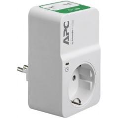 Vendita APC PM1WU2-IT protezione da sovraccarico Bianco 1 presa(e) AC 230 V prezzi Multiprese su Hardware Planet Computer Sho...