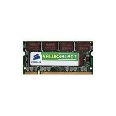 Vendita Corsair 1GB DDR SDRAM SO-DIMMs memoria 400 MHz prezzi Memoria Ram So-Dimm Ddr3 su Hardware Planet Computer Shop Online
