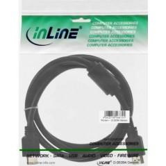 Vendita InLine 0.5m HDMI-HDMI cavo HDMI 0,5 m HDMI tipo A (Standard) Nero prezzi Cavi Hdmi High Speed su Hardware Planet Comp...