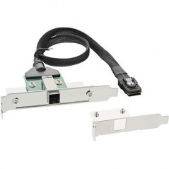 Vendita InLine 27658B scheda di interfaccia e adattatore Interno prezzi Adattatore SAS su Hardware Planet Computer Shop Online