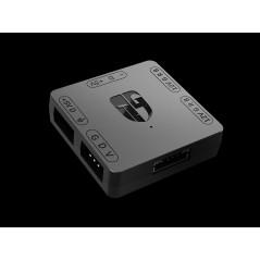 Vendita Gamer Storm DP-FRGB-CHUB5-12V parte del case del computer Universale Convertitore RGB prezzi LED Strip su Hardware Pl...